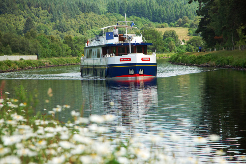 Caledonian Canal Cruises - Spirit of Scotland