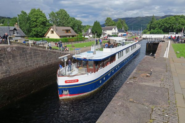Spirit of Scotland-Lock