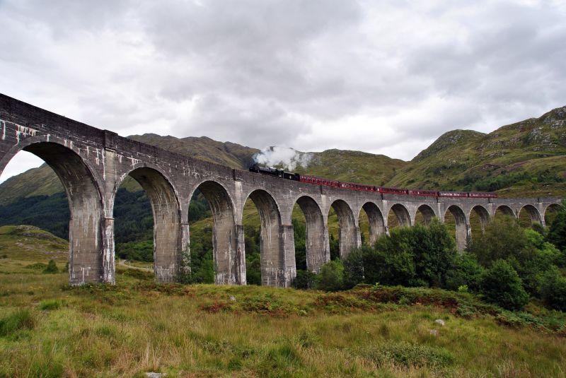 Cruises for Kids - Scottish Steam Train