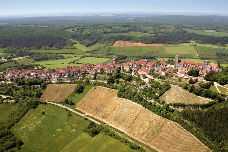 Vezelay is one of France's Most Beautiful Villages