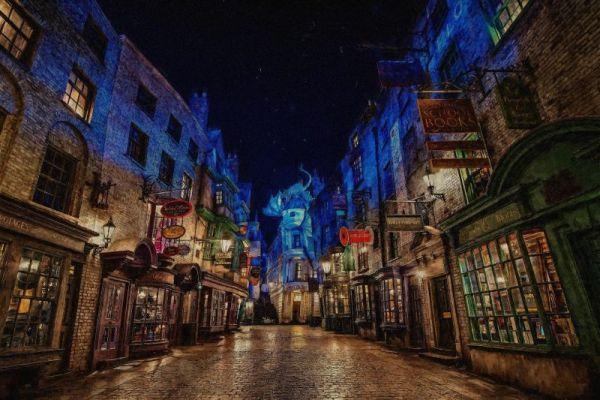 Warner Bros Harry Potter Studio