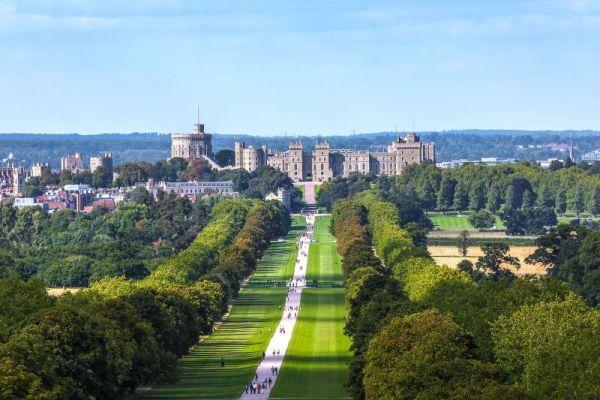 Windsor Castle & The Great Walk