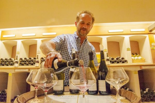 Tasting the wines of Alsace