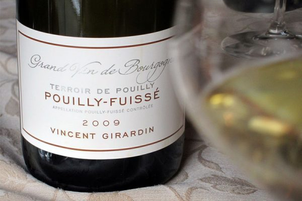 Pouilly Fuissé Wine