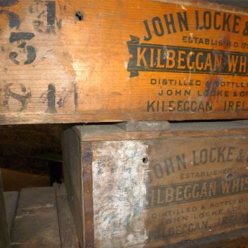 Whiskey Crates