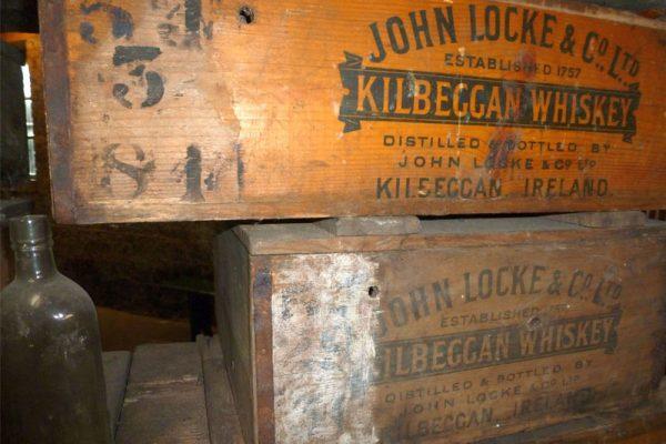 Whiskey Crates
