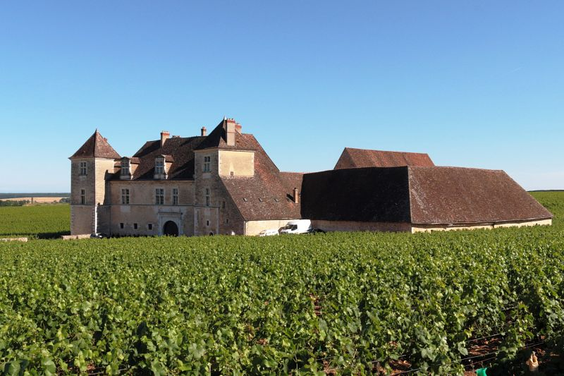 Trip to France - Clos de Vougeot