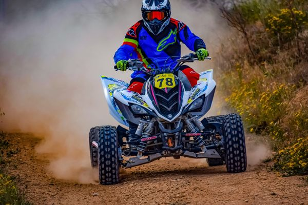 Quad biking is a fun activities for children over 8 years on our Family Charter holidays
