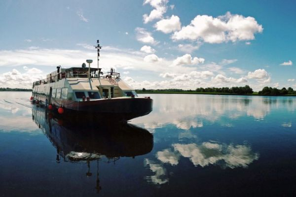 Shannon Princess Cruise on the River Shannon
