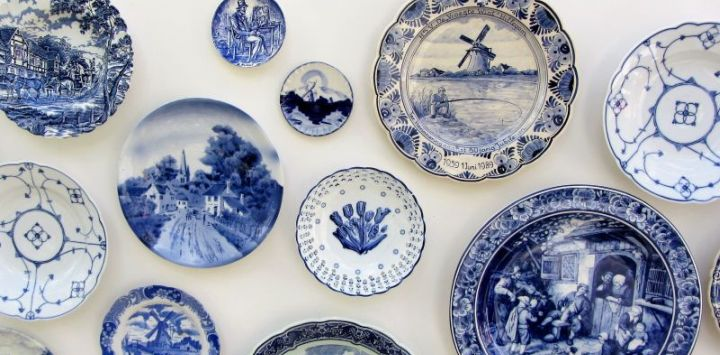 Delft Pottery