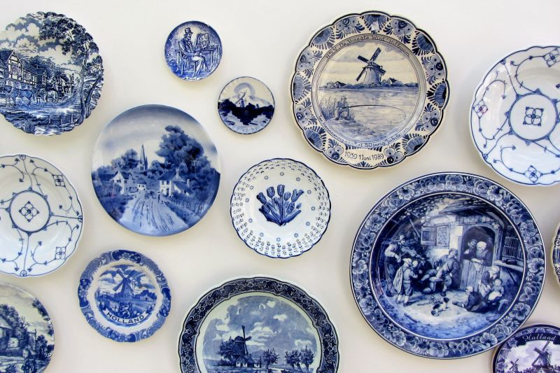 Delft Pottery - River Cruises in Europe