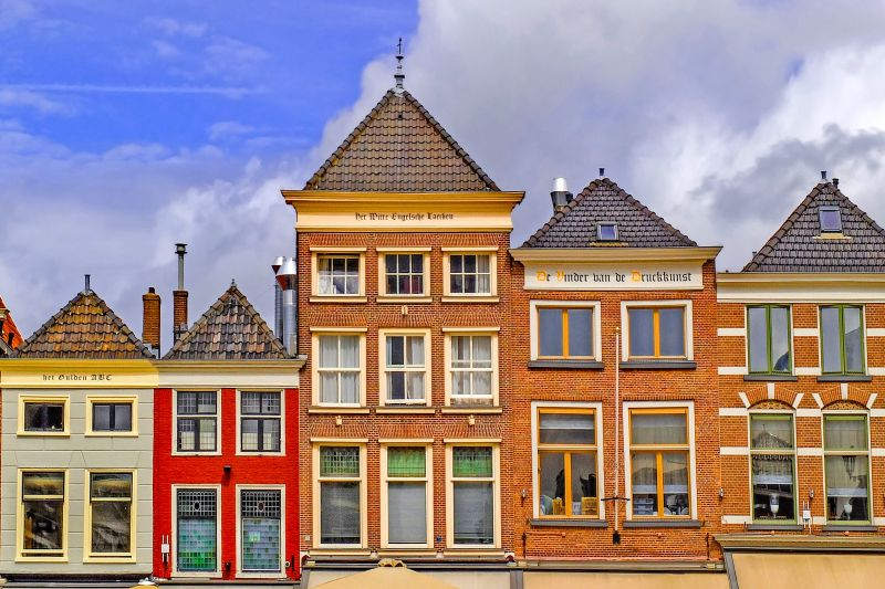 Delft in Holland