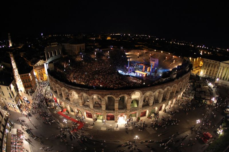 Arena di Verona - River Cruises in Italy