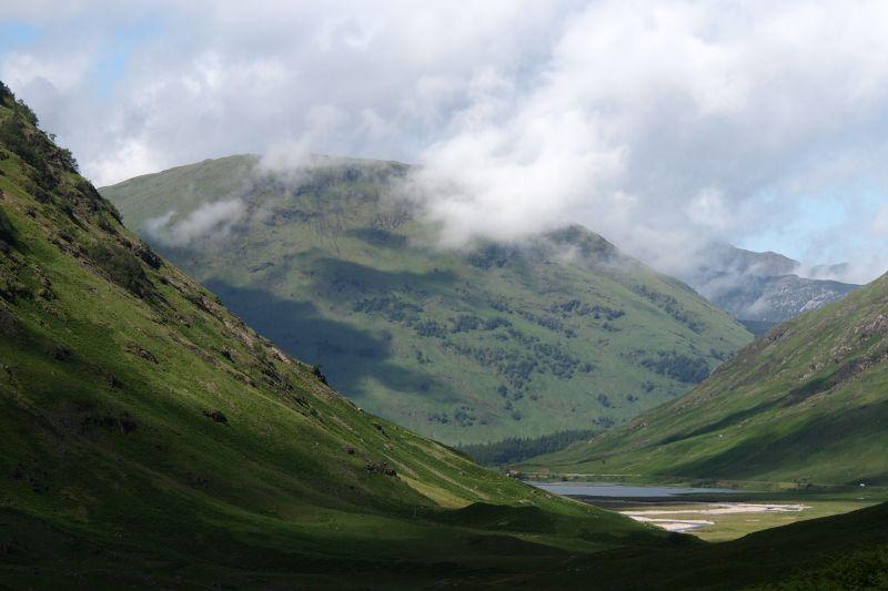 Walking the Scottish Highlands - Scotland Glencoe 4