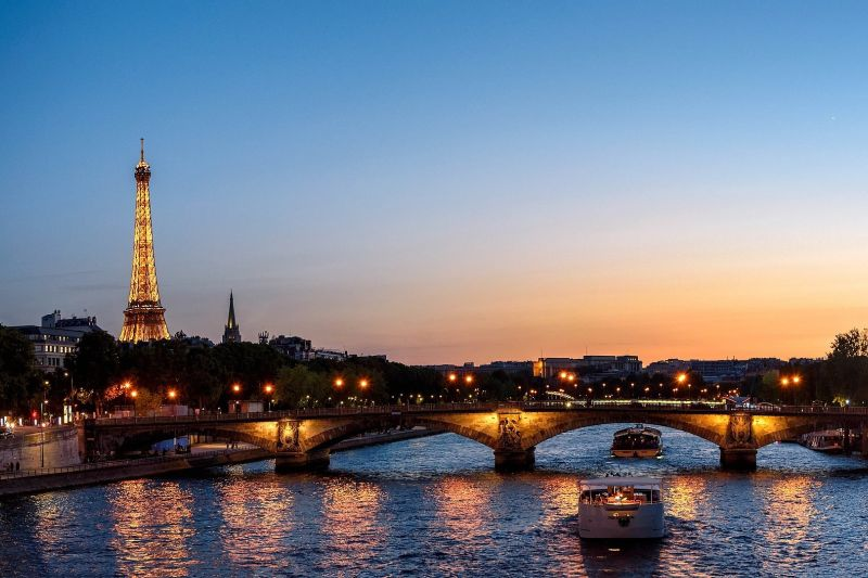 Paris - One of the most romantic destinations in Europe