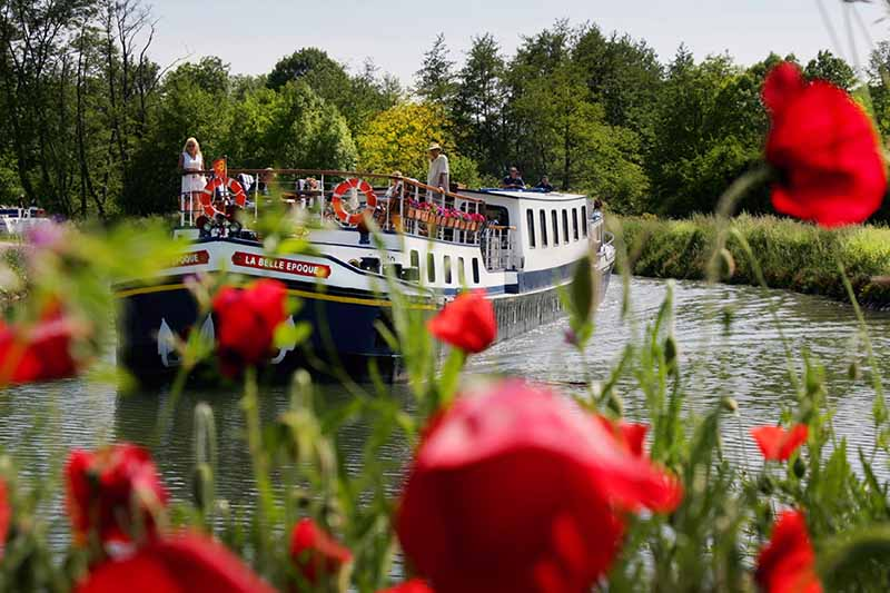 La Belle Epoque - Burgundy in bloom