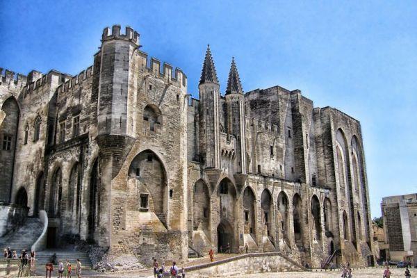 Palais des Papes at Avignon