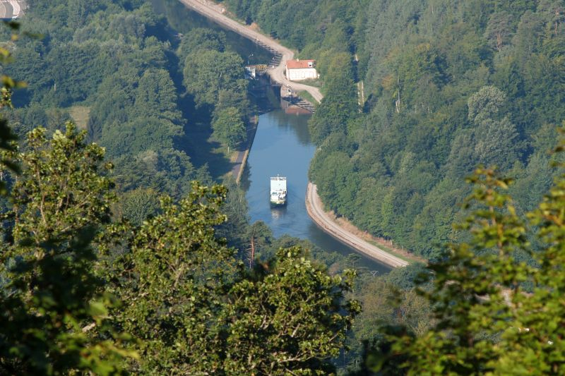 La Nouvelle Etoile Cruising in Alsace