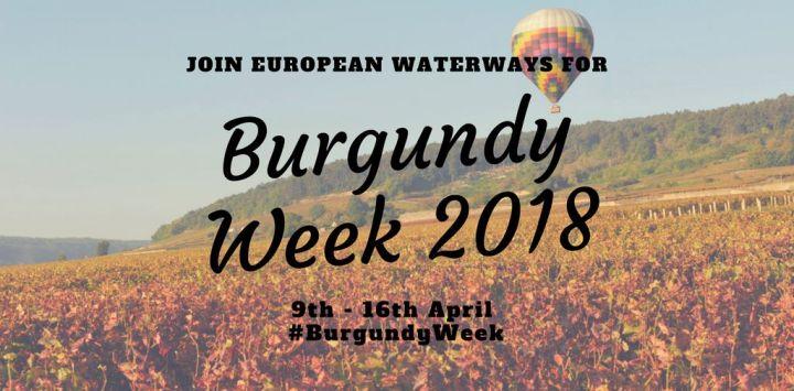 Burgundy Week Banner