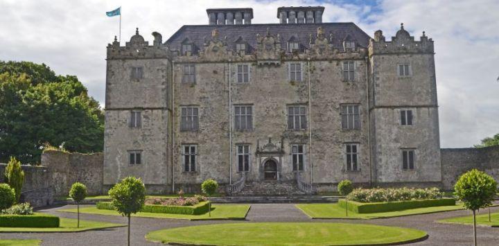 Portumna Castle Header