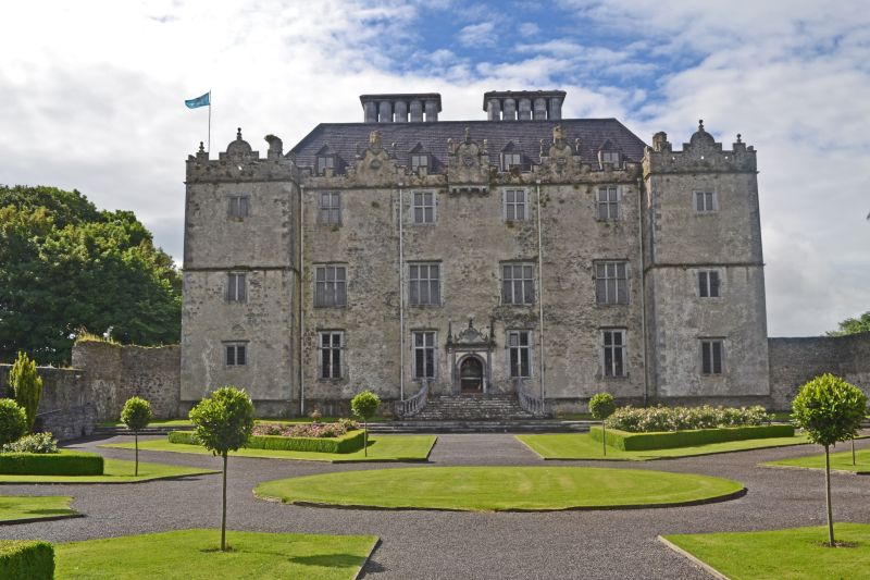 Irish Castles - Portumna Castle
