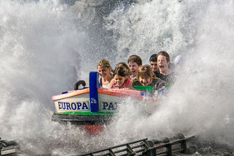 Water Amusement Park - River Cruises in Italy
