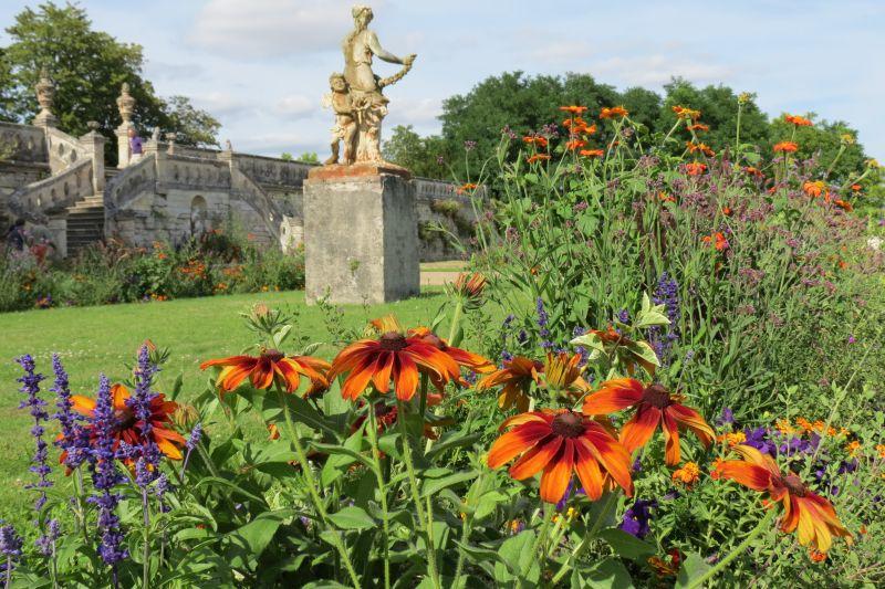 Europe's Best Gardens - Valencay Gardens