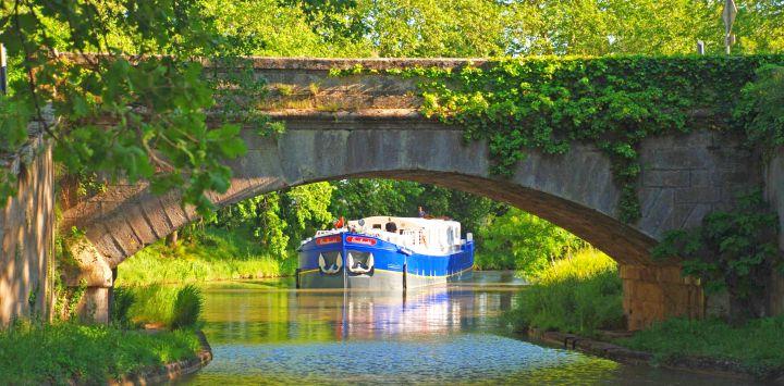 Enchante Beneath Bridge