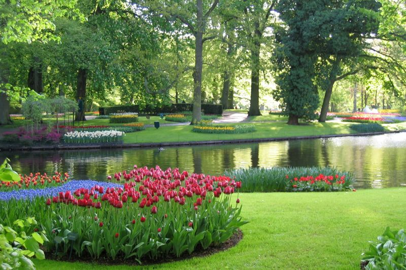 Keukenhof Gardens - Europe's Best Gardens