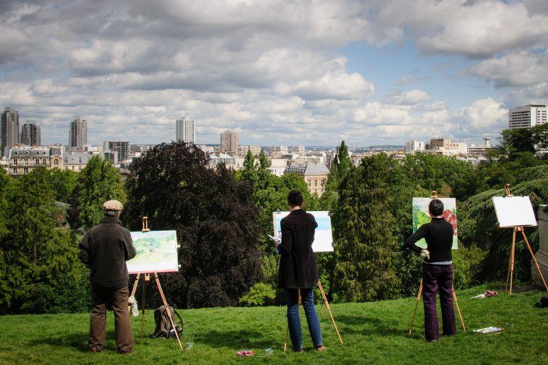 Parc des Buttes-Chaumont - Europe's Best Gardens