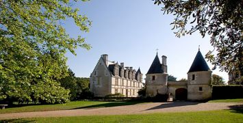 Château de Nitray Summer