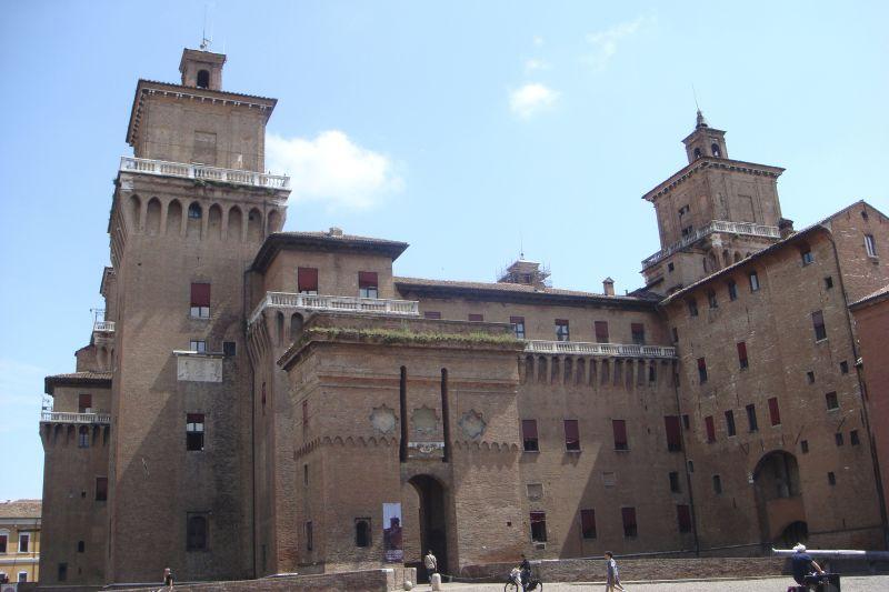 Ferrara Estense Castle