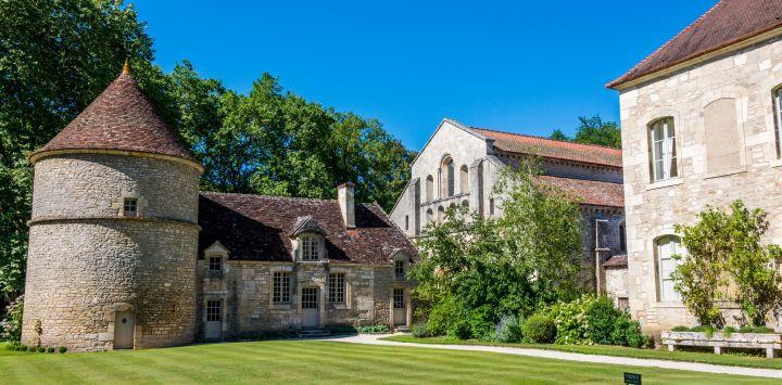 Fontenay Abbey - Unesco