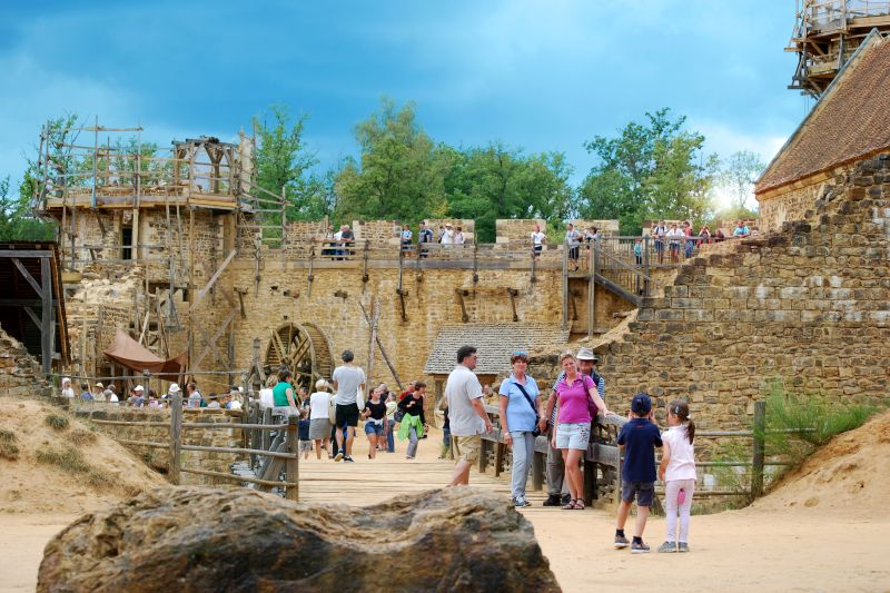 Cruises for Kids- Guedelon