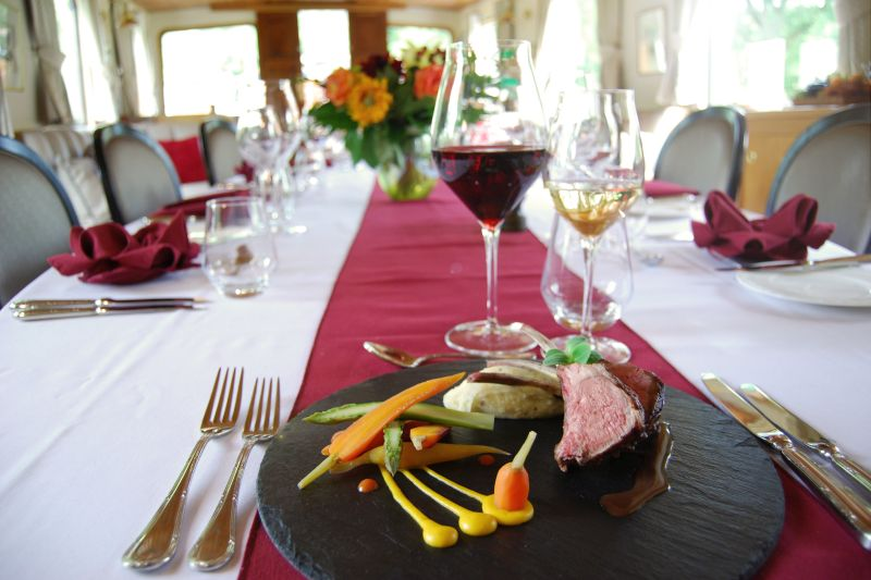 Trip to France - Fine Dining