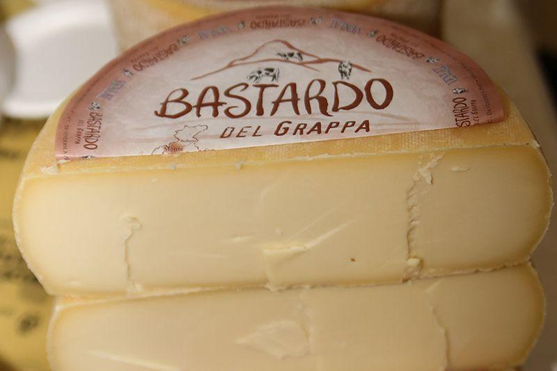 Bastardo del Grappa Cheese