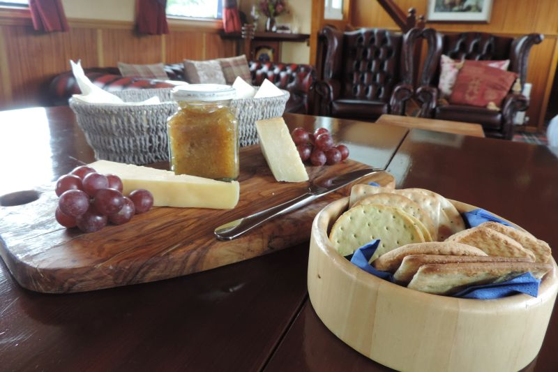 Caledonian Canal - Cheeses