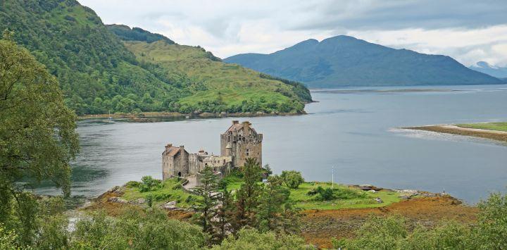 Eilean Donan - Scottish Cruise