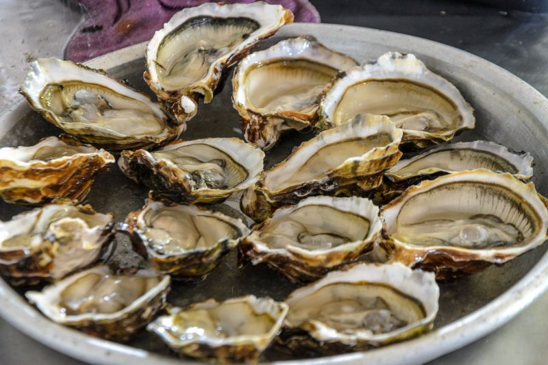 Languedoc Oysters