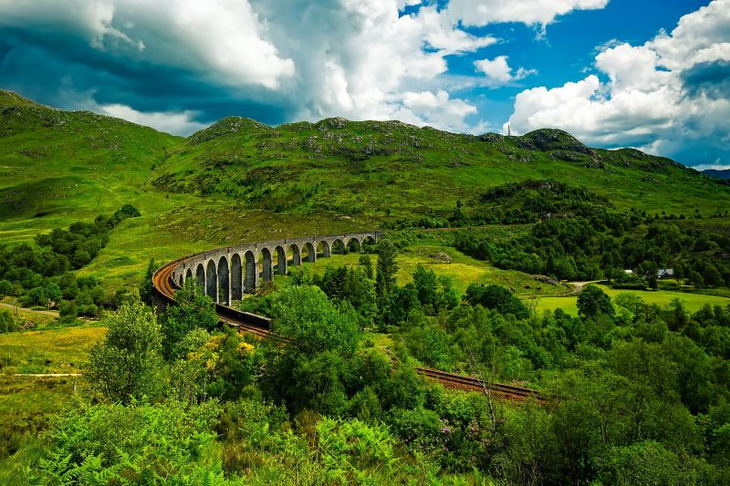 Scottish Cruise - Viaduct