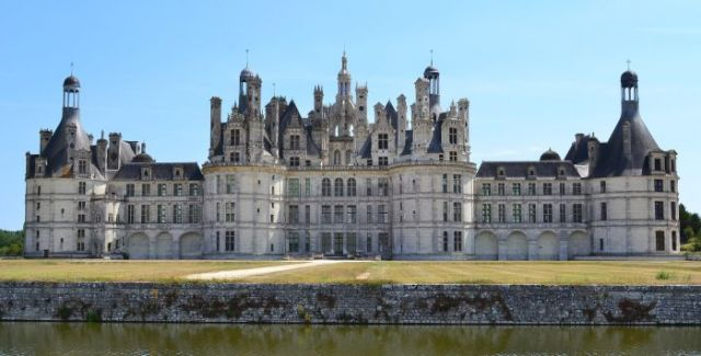 Chambord Chateau - Loire Valley