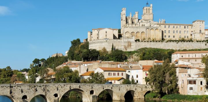Beziers - Canal du Midi Holiday