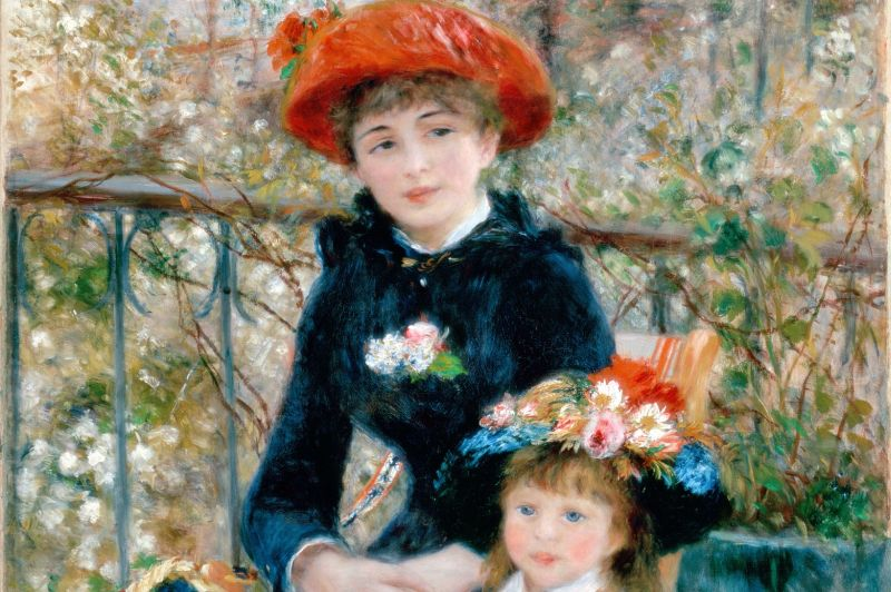 See Renoir's Art on Barge Holidays in France