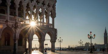 Italian Cruises - Sunrise in Venice