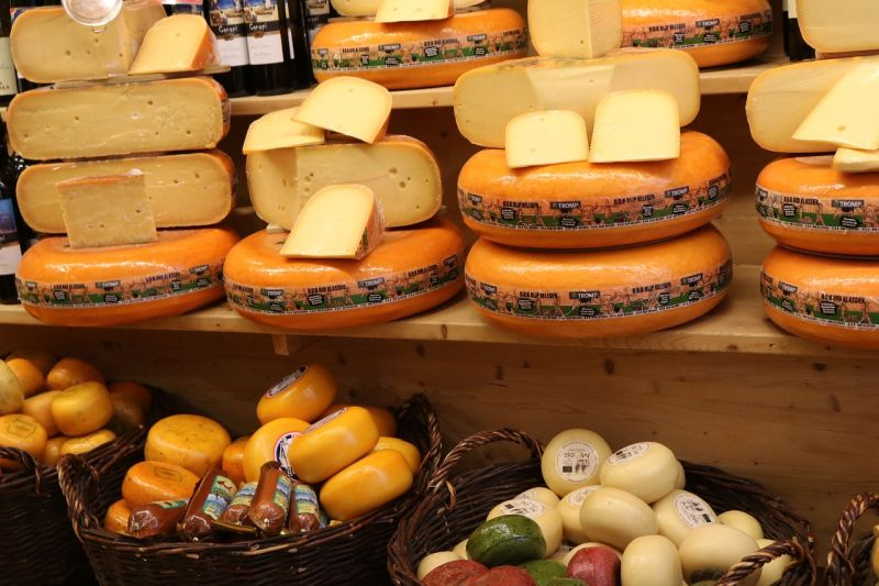 Alkmaar Cheese - River Cruises in Europe