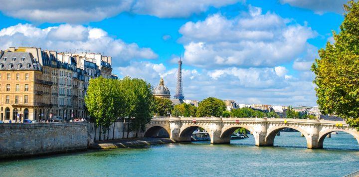 Paris to Champagne Paris Cruise