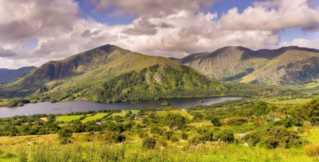 Irish Scenery - European River Cruises