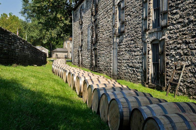 Whiskey Barrels - European river cruises
