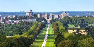 Windsor Castle - River Cruises in Europe