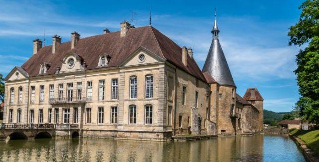 Chateau de Commarin - Burgundy